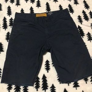 Stapleford vintage slim shorts 32
